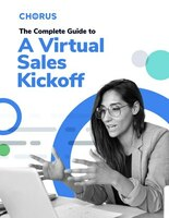 The Complete Guide to a Virtual Sales Kickoff