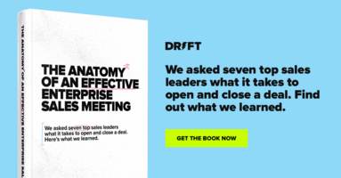 The Anatomy Of An Effective Enterprise Sales Meeting