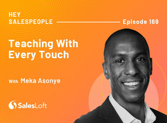 Teaching With Every Touch with Meka Asonye
