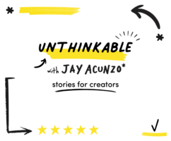 How to avoid burnout: Where recovery fits in the work of prolific creators - Unthinkable #156
