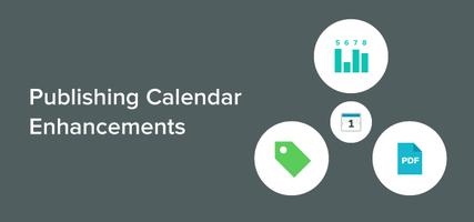 Publishing Calendar Enhancements Ensure a Balanced Content Strategy