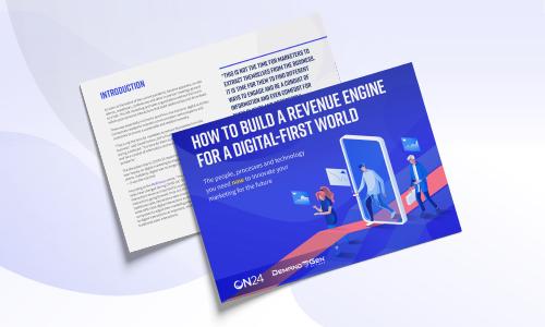 eBook: How to Build a Revenue Engine for a Digital-First World