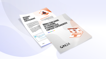 eBook: Guide to Creating Personalized Content Experiences
