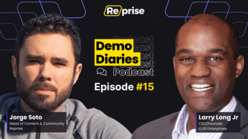 Demo Diaries recap, ep 15: Don't have your demos be a one way street – Reprise