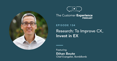Research: To Improve CX, Invest in EX