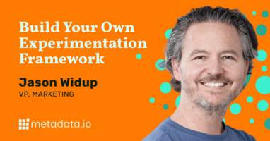The Framework You Need for Successful Marketing Experimentation