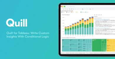 Quill for Tableau: Create Custom Insights with Conditional Logic
