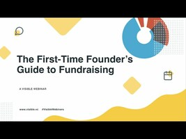 The First-Time Founder's Guide to Fundraising