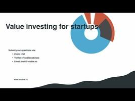 Webinar Recap: Alternatives to Venture Capital with Tyler Tringas of Earnest Capital