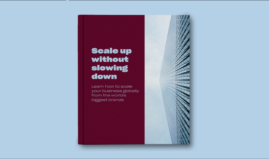Scale up without slowing down