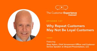 Why Repeat Customers May Not Be Loyal Customers