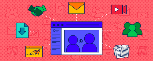 How To Use Videos From Virtual Events To Accelerate The Buyer's Journey