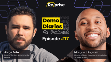 Demo Diaries recap, ep. 17: Give Permission To Your Audience To Call You Out During A Demo – Reprise