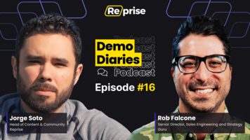 Demo Diaries recap, ep. 16: The Added Value of Having A Product-Led Component – Reprise