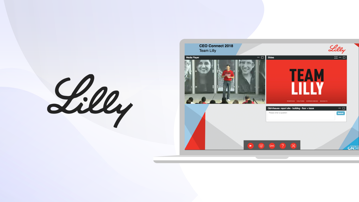 Case Study: How Eli Lilly Creates Thousands of Digital Experiences with ON24