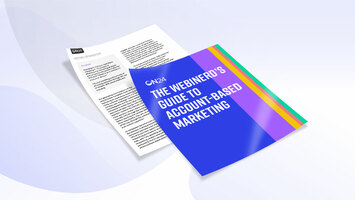eBook: The Webinerd's Guide to Account-Based-Marketing