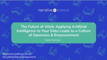 The Future of Work ft Nate Nichols   Data Storytelling Virtual Summit