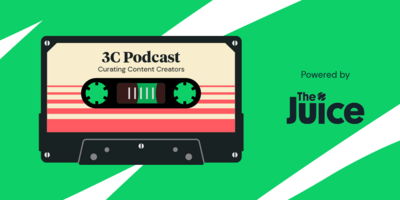 3C Podcast Episode: Researching and finding the right content for you with Alaina Thompson