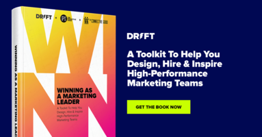Winning As A Marketing Leader - Download The Book