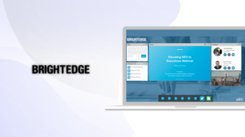 Case Study: BrightEdge Connects Across the Customer Lifecycle with ON24
