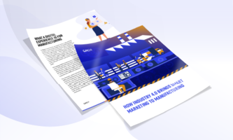 eBook:  How Industry 4.0 Brings Smart Marketing to Manufacturing