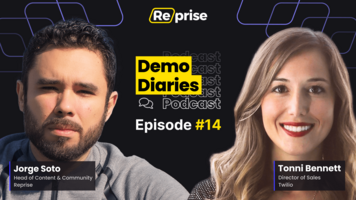 Demo Diaries recap, ep. 14: Really Understand What Your Customers Are Trying To Achieve – Reprise