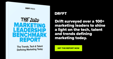 2020 Marketing Leadership Benchmark Report