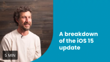 How will Apple's iOS 15 Update Affect Email Marketers
