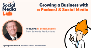 How to Grow a Business with a Podcast and Social Media