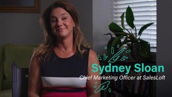 My Major F-Up - Sydney Sloan, CMO of Salesloft