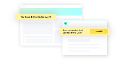 Speed Up Your Onboarding Process With Knowledge Triggers