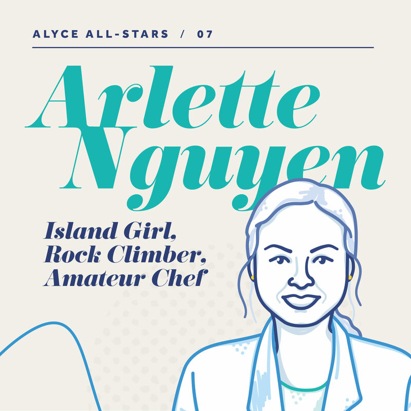 Alyce All-Stars Featuring Arlette Nguyen   Alyce Blog