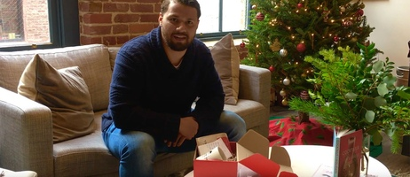 Direct Mail Unboxed: Trapdoor Coffee Holiday Bundle [Video]