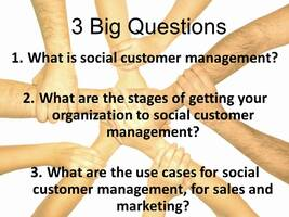 Reaching The Social Customer: New Tools, New Strategies