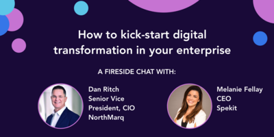 Digital Transformation for your Enterprise [CIO at NorthMarq]