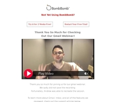 Your Gmail Webinar Recording!