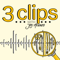 I just sold my podcast, 3 Clips, to a tech company. Here's a transparent account.