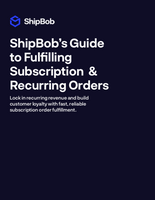 Fulfilling Subscription & Recurring Orders