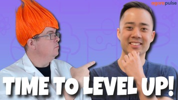 How to Level Up Your Business with Eric Siu on Social Media Lab.