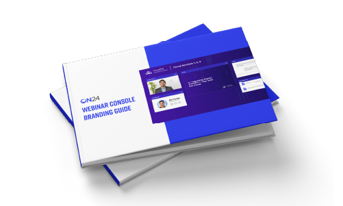 Get the ON24 Webinar Console Branding Guide