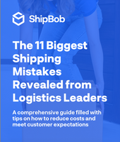 The 11 Most Common Shipping Mistakes Ecommerce Brands Make