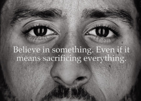 Love it or hate it, Nike is the champion of brand awareness.