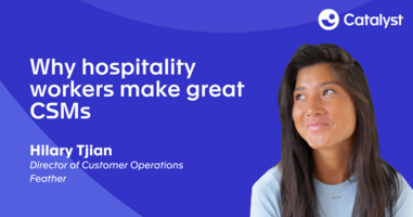 Why Hospitality Workers Make Incredible CSMs