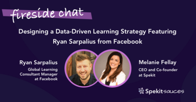 Designing a data-driven learning strategy with Ryan Sarpalius