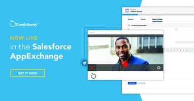 Unlocking the Potential of the BombBomb Salesforce Integration for Your Team