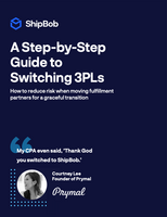 A Step-by-Step Guide to Switching 3PLs