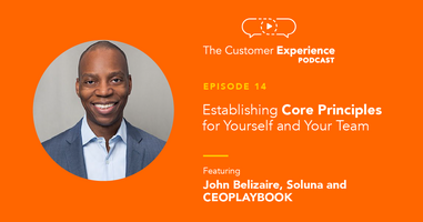 Establishing Core Principles for Yourself and Your Team