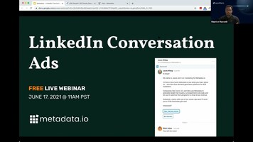LinkedIn Conversation Ads: How To Drive More Conversions