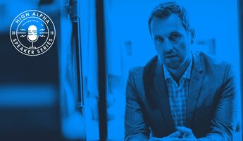 High Alpha Speaker Series with Todd Henry of Accidental Creative