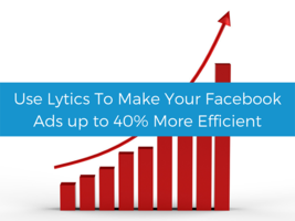 Boost performance of your Facebook ads with Lytics
